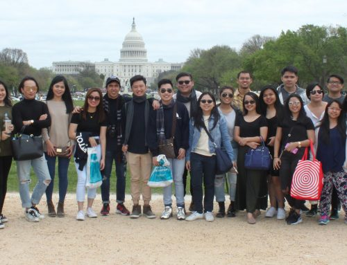 Spring 2017 Student Government Immersion Program